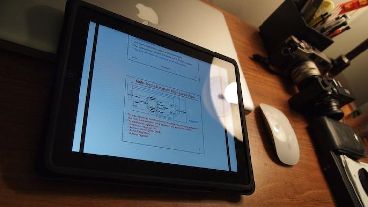 iPad 구입 후 변화