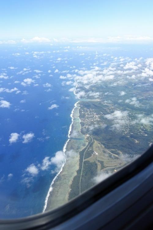인천-괌 구간 티웨이항공 이용기, 저가항공 더 저렴하게 예약 발권하는 팁 그리고 아이와 함께하는 비행 팁
