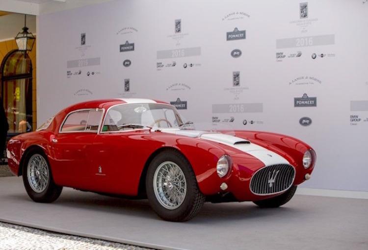 1954 마세라티 A6 GCS