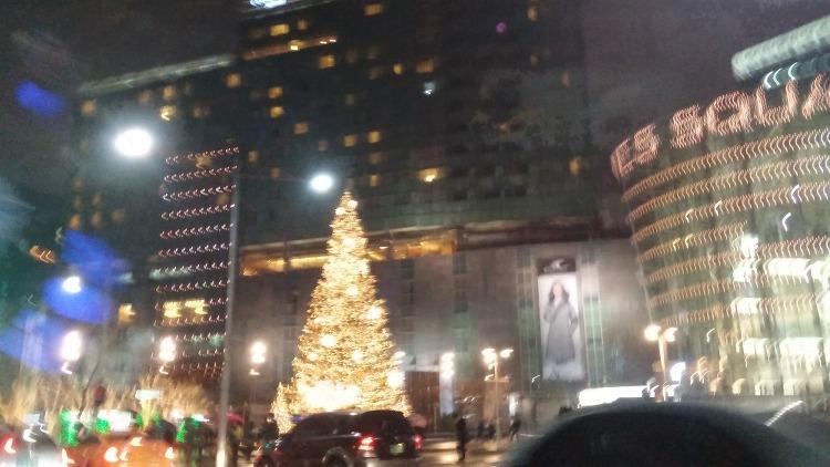 2014.11.30  오빠랑 타임스퀘어