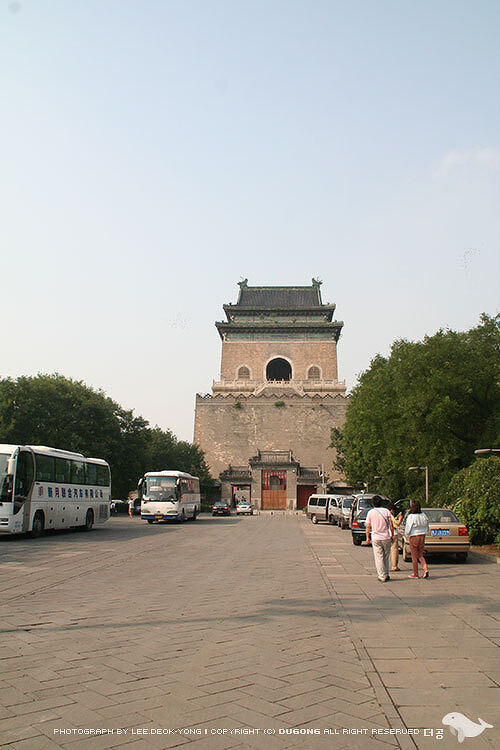 [베이징] 종루(鐘樓)에서 후퉁을 보다