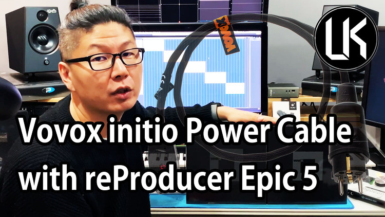 [Review] Vovox initio Power Cable