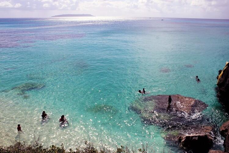 오직 힐링을 위한 섬, 북마리아나 제도 티니안 가는 법 & 머무는 곳