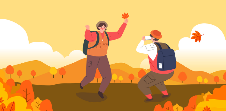 등산하기 좋은 가을, 안전산행을 위한 기본 안전수칙 6