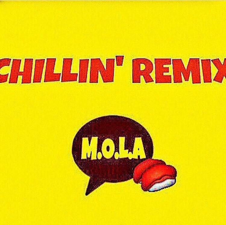 박지민 M.O.L.A - CHILLIN' (5MOLAs Ver.)
