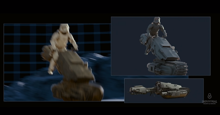 [Showreel] ILM Behind the Magic: The Visual Effects of Star Wars: The Rise of Skywalker
