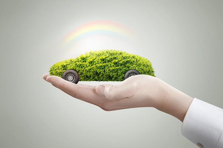 온실가스 줄이는 플라스틱 자동차의 활약