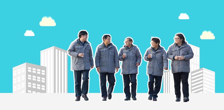 공장 운영 최적화 달성! 한화토탈 자동화팀을 소개합니다