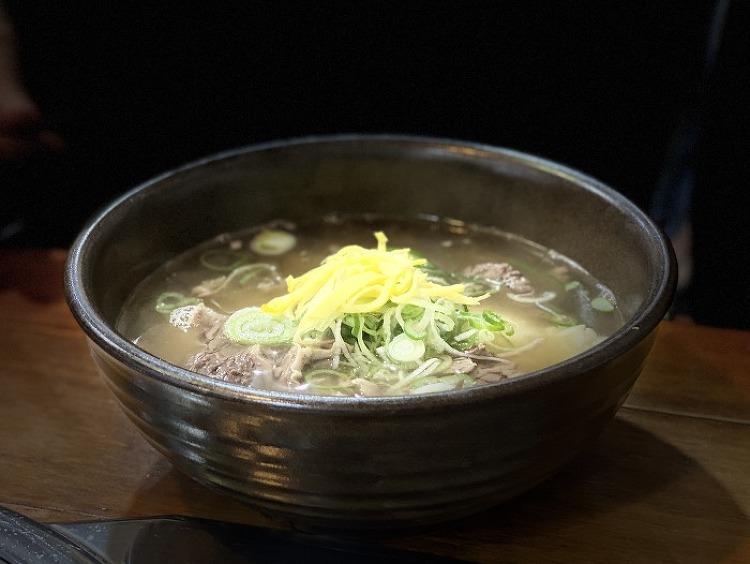 금성관 나주곰탕 [남대문시장/숭례문 맛집]