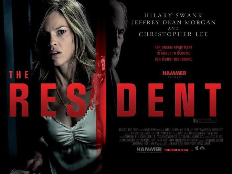 레지던트 (The Resident, 2011)