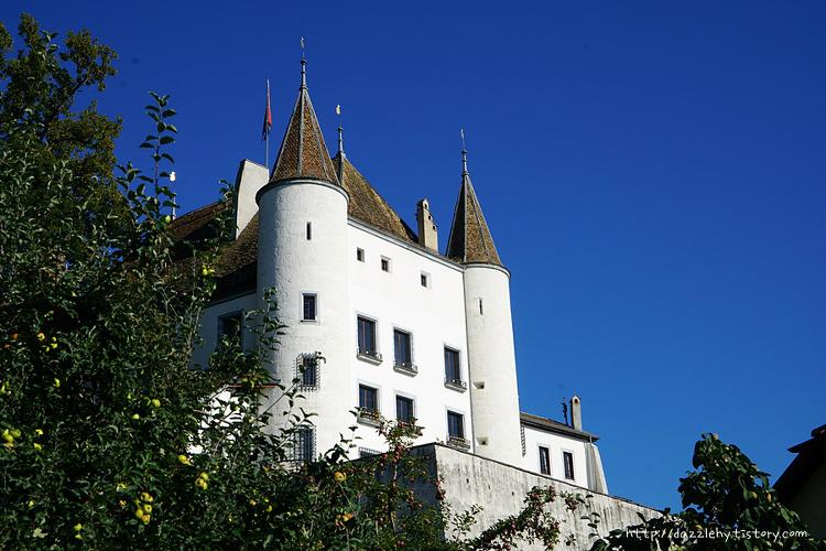 니옹성 Château de Nyon 스위스