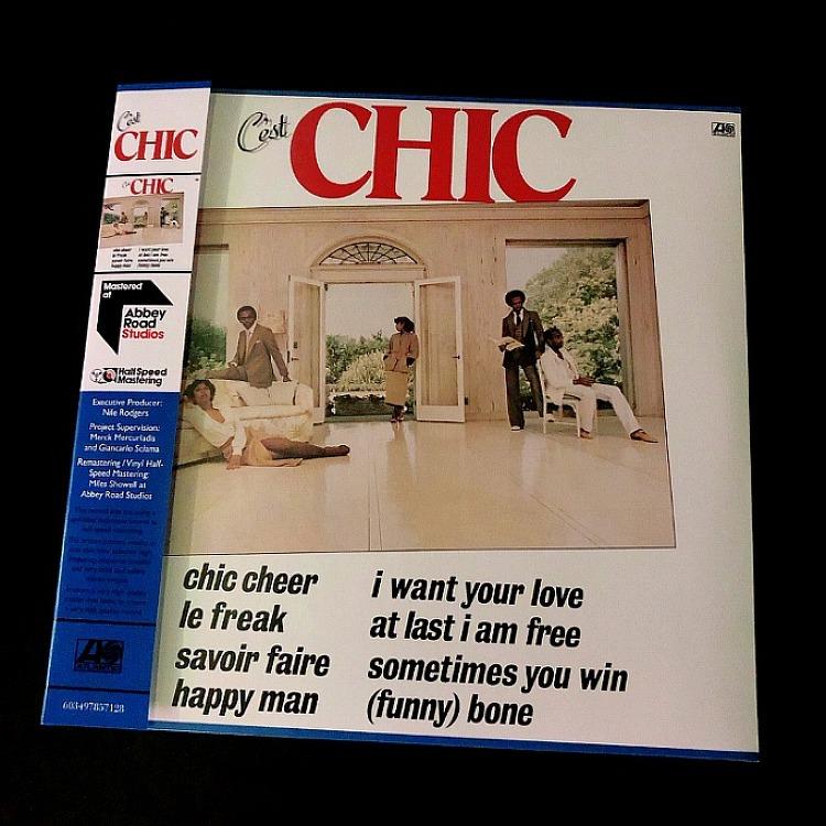 칙 (Chic) - C'EST CHIC (1978)
