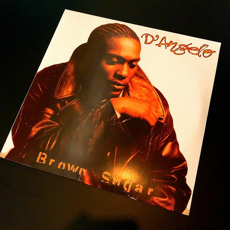디안젤로 (D'Angelo) - BROWN SUGAR (1995..