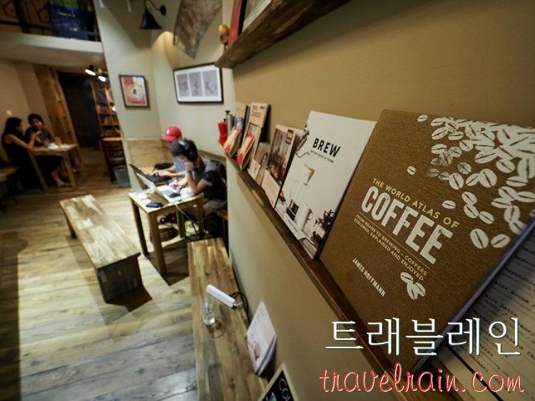 [하노이 카페] 조용하니 편하게 커피 마실 수..