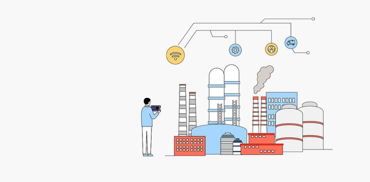 한화토탈, 공장설비의 포털 시스템을 구축하다!