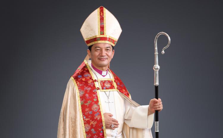 제16대 유낙준모세 의장주교 취임 메시지