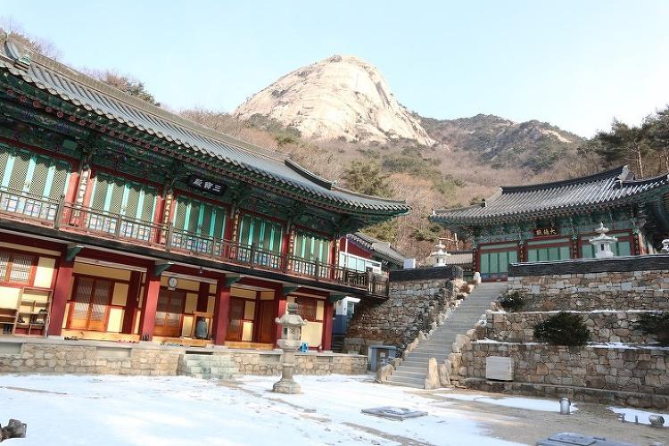 북한산성 노적사(露積寺)