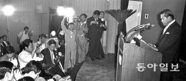 오늘은 7·4 남북공동선언 48주년입니다