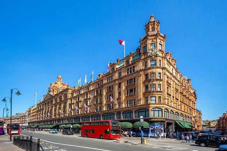 런던 해로즈 백화점- 유럽 백화점 공간혁신을 시도하다- 2차