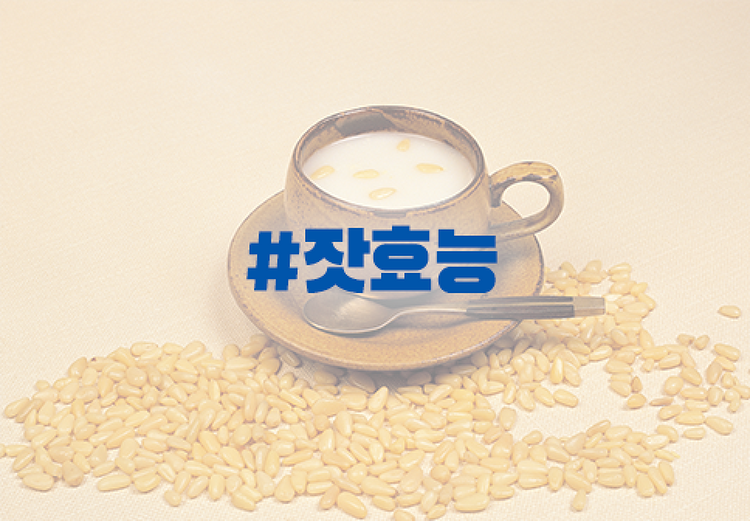 농촌진흥청이 선정한 11월의 식재료 '잣'