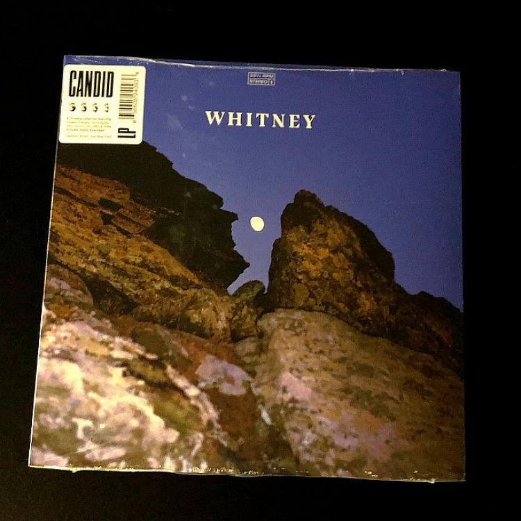 휘트니 (Whitney) - CANDID (2020)