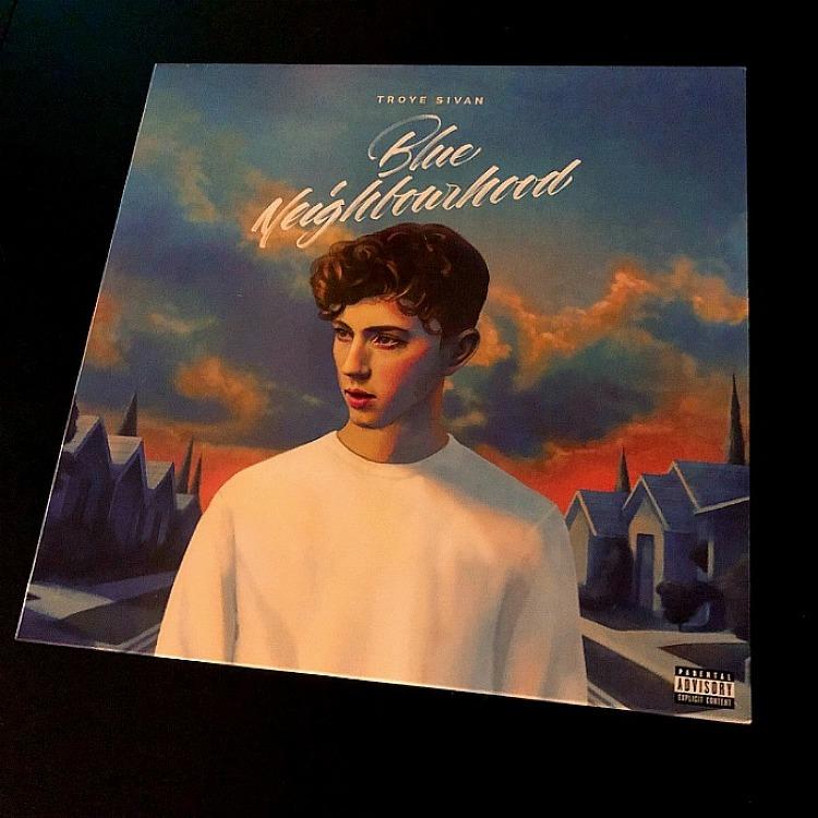 트로이 시반 (Troye Sivan) - BLUE NEIGHBO..