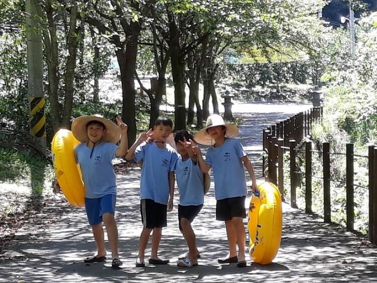 산청 문수암 어린이 여름 불교학교