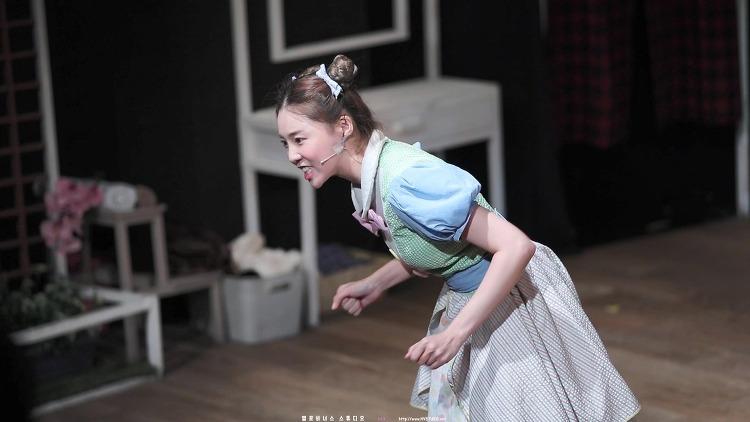 190706 뮤지컬 사랑은비를타고 시즌8 막공 무대인사,커튼콜 헬로비너스 서영 직캠