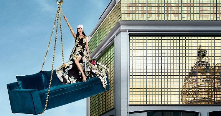 유럽 백화점이 공간혁신을 시도하고 있다- 파리 프랭땅 백화점