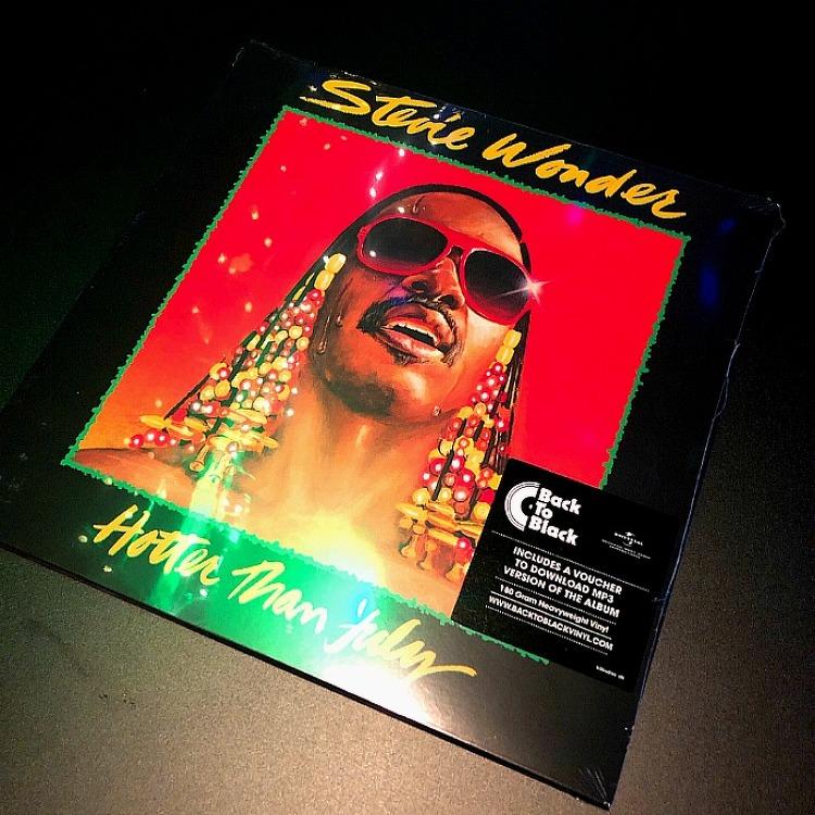 스티비 원더 (Stevie Wonder) - HOTTER THA..