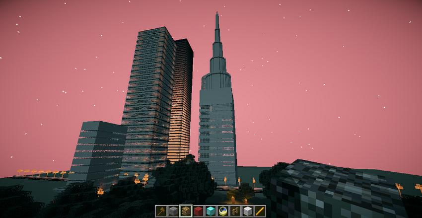 근황 - 대도시를 만들다