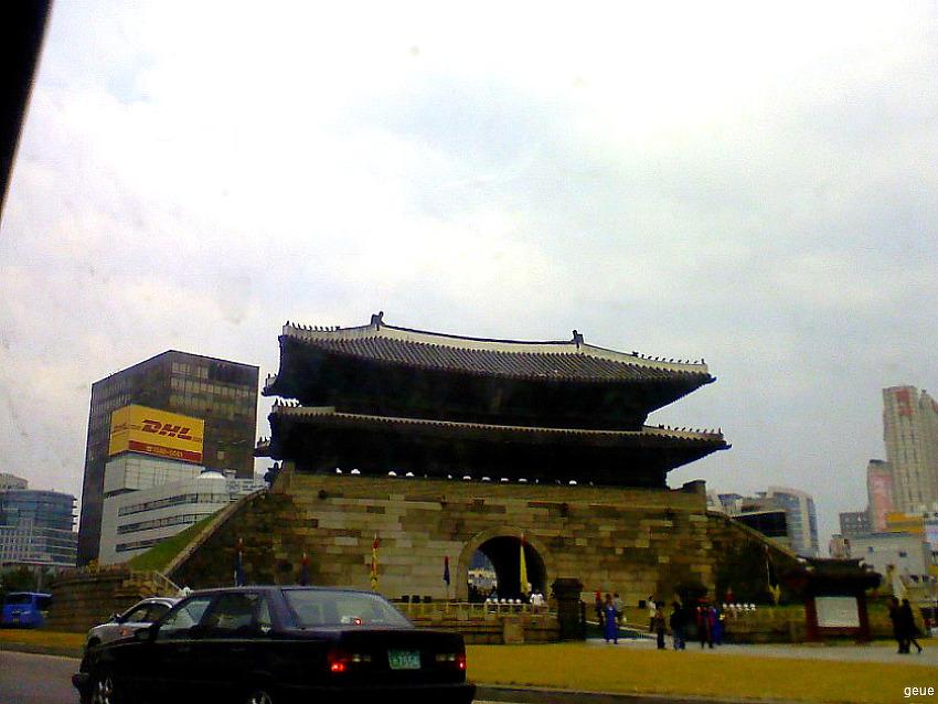 사진으로 떠나는 추억여행, 2007년 서울의 거리..