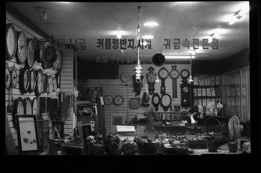 [Night in Seoul] 'You have all the time in the world', 신천 먹자골목