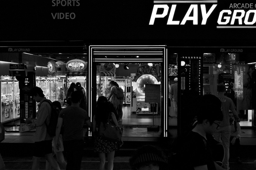 [Night in Seoul] 'Play', 신천 먹자골목