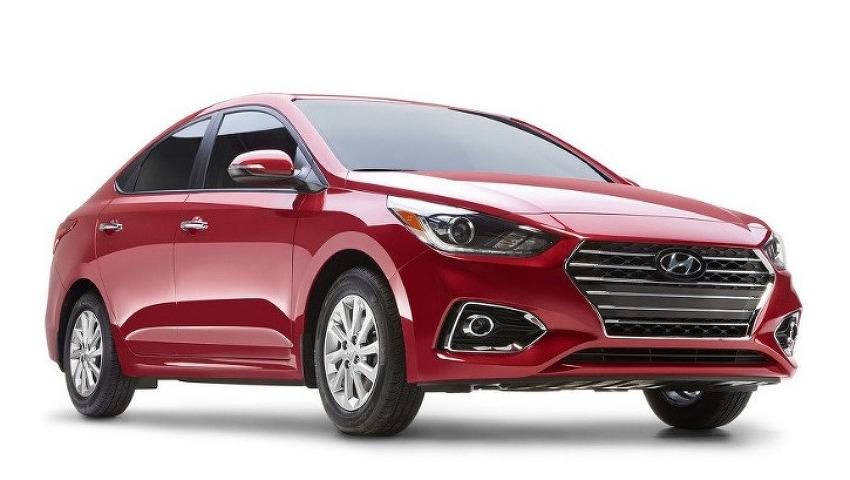 현대자동차 / 캐나다에서 공개 신형 엑센트, 국내 단종?