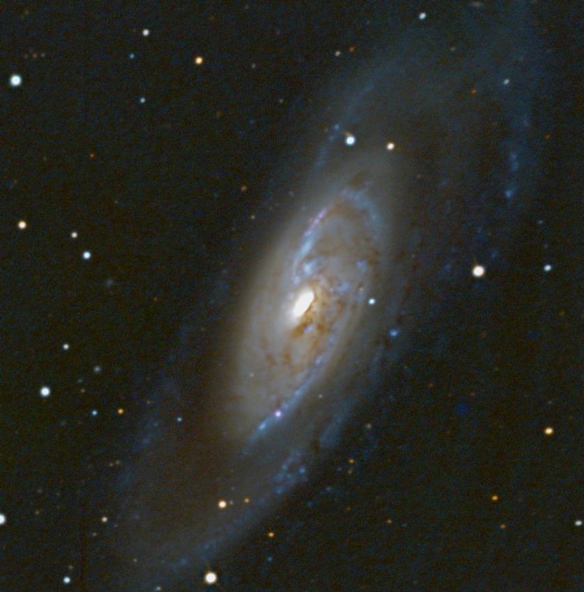 Messier 106 (메이저 은하)