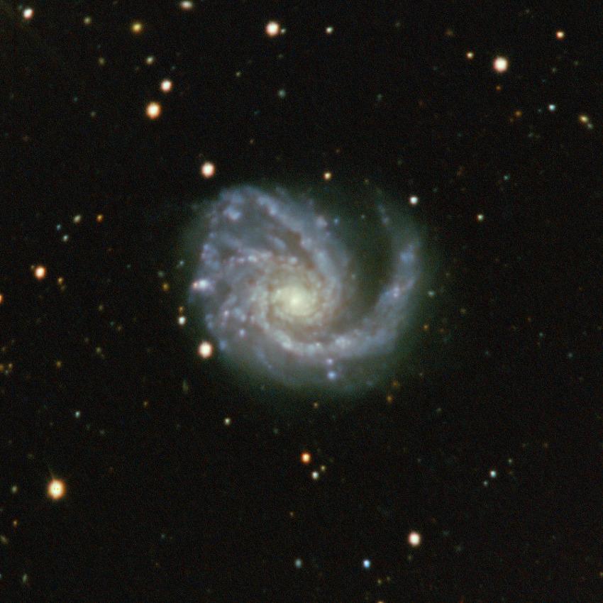 Messier 99 (머리털 바람개비 은하)