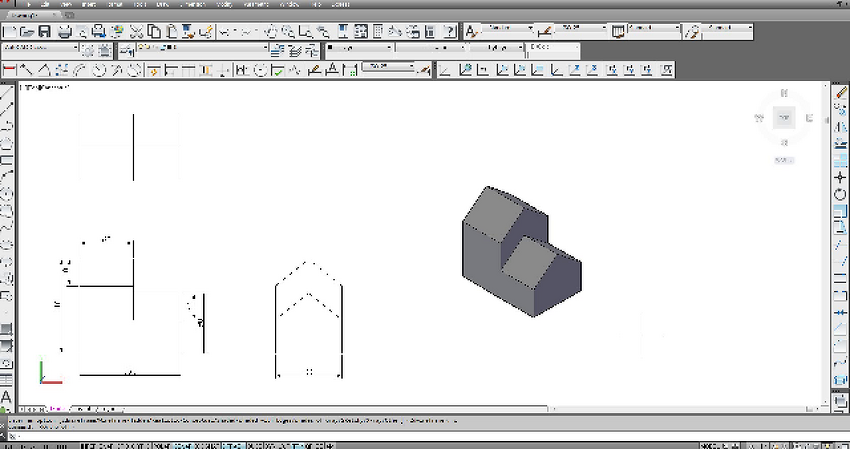 [AutoCAD 3D Modeling 3강] 3D합치기(Union)와 예제 연습