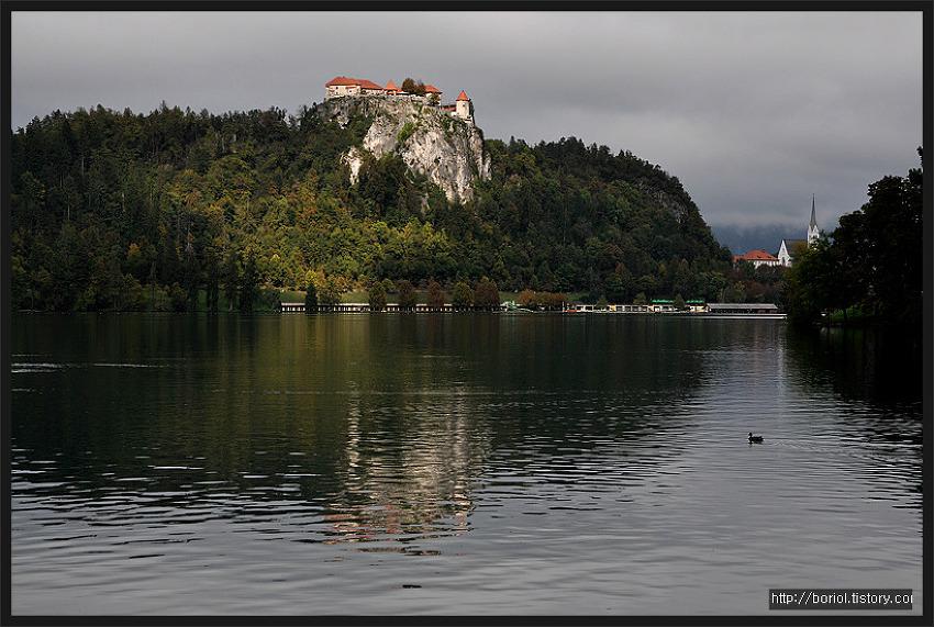 [슬로베니아] 블레드 호수 ①