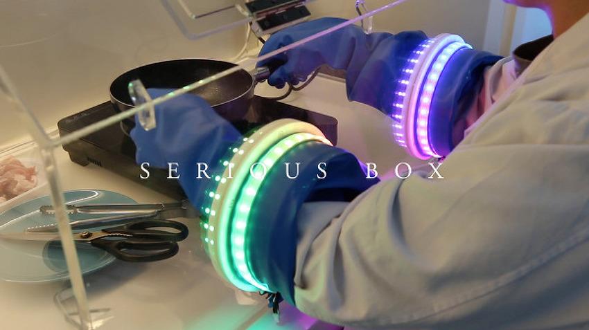 Serious Box / 2018 / 6min 영상
