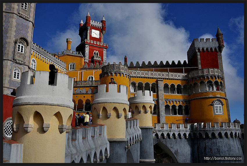 [포르투갈] 신트라 페냐 궁전
