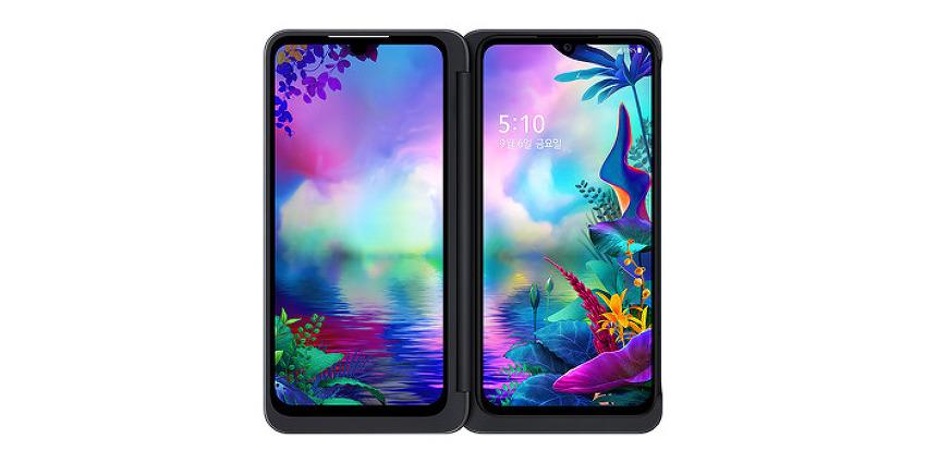 [DTS/디바이스] LG 스마트폰 V50S ThinQ