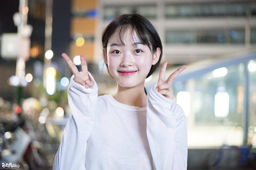 180808 대한극장 이유미 GV 강민아 직찍 by 러..