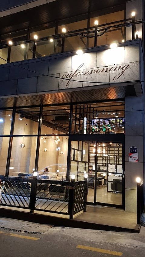 [여수/카페] 부영 삼차 cafe evening _ 브런치..
