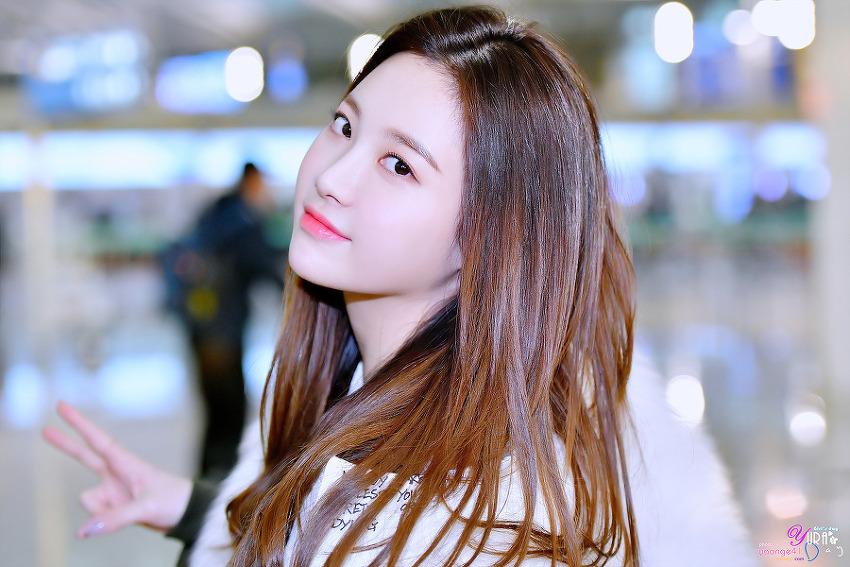 [2018.10.22] 인천공항 출국 유라 직찍 by 야옹이41
