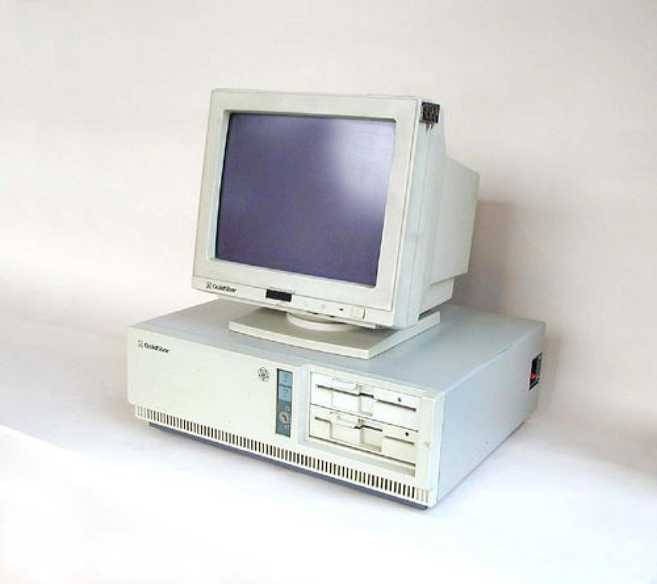 My PC History -1