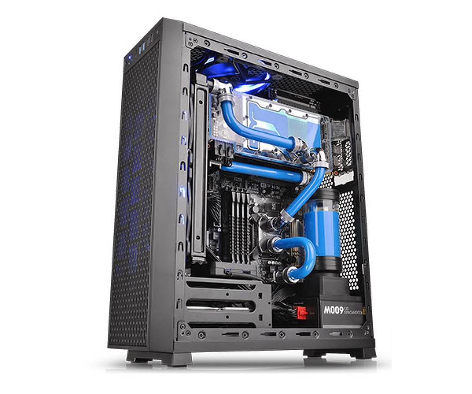 불타는 AMD - 슈퍼 XP 게이밍 머신 프로잭트