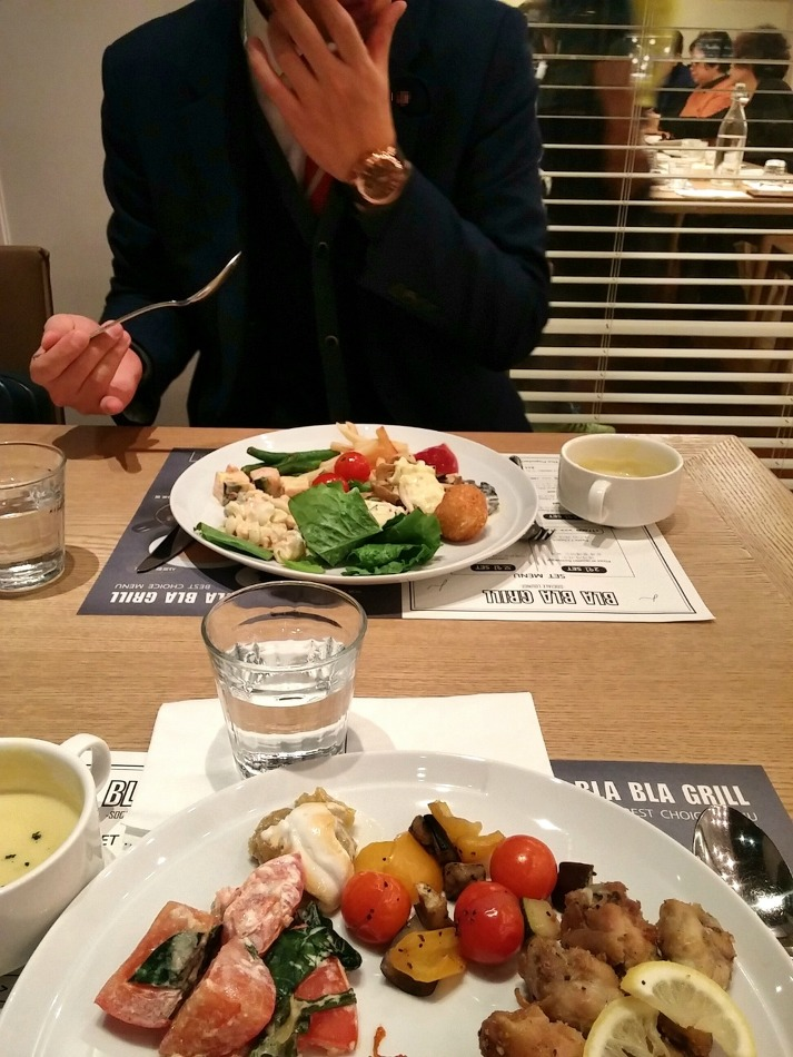 2014.11.24 오목교 맛집 블라블라그릴 (BLA BLA GRILL)
