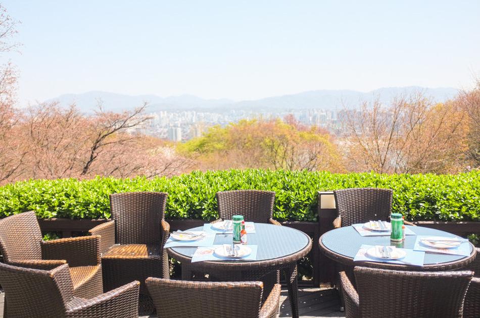 4월 6일, 2014년 서울 광진구 워커힐호텔