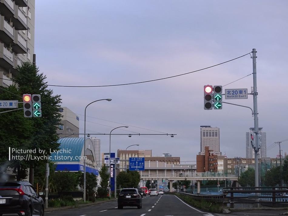 홋카이도 #19 다시 삿포로, 부타동전문점 잇핀